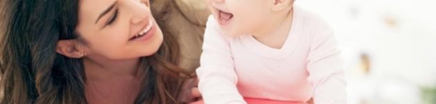 Il gioco nei primi mesi di vita dei bimbi