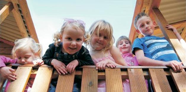 far socializzare i bambini