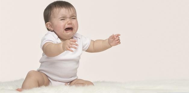 Capire i pianti deo nostri bambini